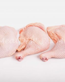 Chicken Leg Quarters with Skin